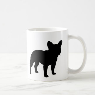 French Bulldog Silhouettes Coffee Mug