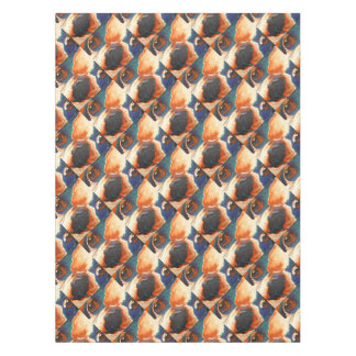 French Bulldog Tablecloth