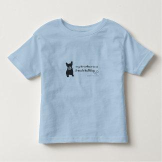 french bulldog toddler T-Shirt