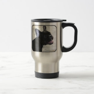 French Bulldog travel mug