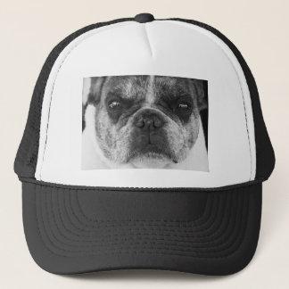 french-bulldog trucker hat