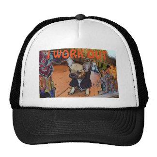 French Bulldog Trucker's Hat