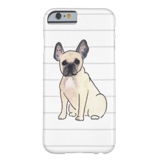 French Bulldog Watercolor IPhone Case