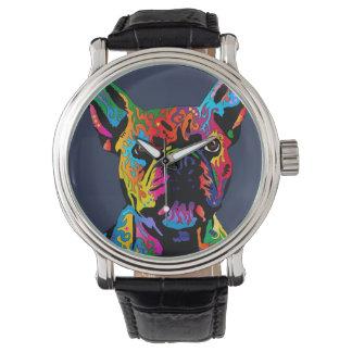 French Bulldog Wristwatch