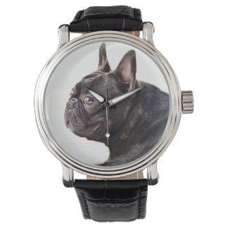 French Bulldog Wristwatches