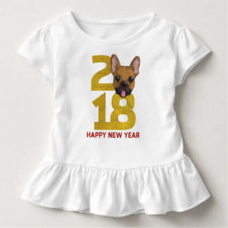 French bulldog Year of the Dog 2018 New Year Shirt