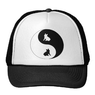 French Bulldog Yin Yang Cap