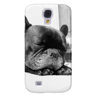 French bulldogs sleeping galaxy s4 case