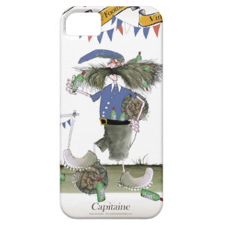 french capitaine footballeur case for the iPhone 5