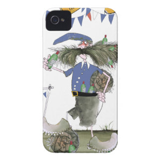 french capitaine footballeur iPhone 4 case