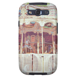 French carousel samsung galaxy SIII cover