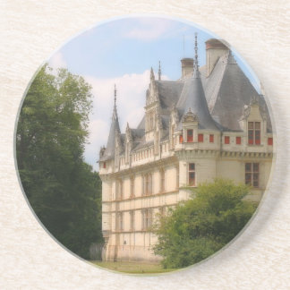 French castle coaster
