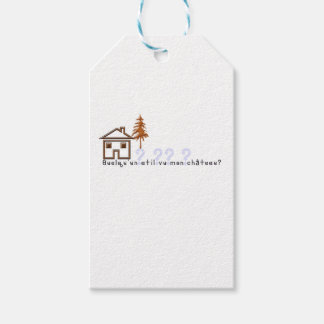 French-Castle Gift Tags