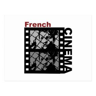 French Cinema Film Postcard