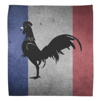 French coq bandana
