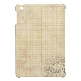 French Corner Stamped Ledger iPad Mini Covers