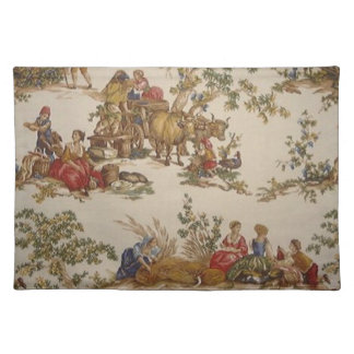 French Country Toile Placemats