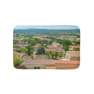 French Countryside in Provence Photograph Bath Mat