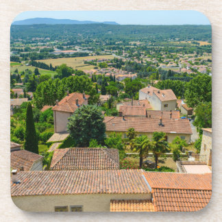 French Countryside in Provence Photograph Coaster