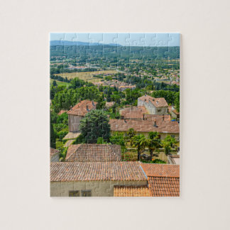 French Countryside in Provence Photograph Jigsaw Puzzle