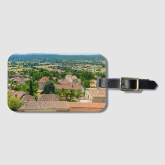French Countryside in Provence Photograph Luggage Tag