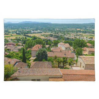 French Countryside in Provence Photograph Place Mats