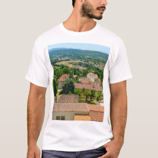 French Countryside in Provence Photograph T-Shirt