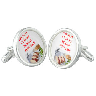 FRENCH CUFFLINKS
