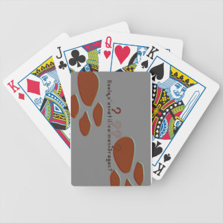 French-Dragon Bicycle Playing Cards