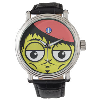 French Face Watch