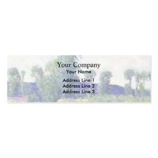 French Farm by Guy Rose Business Cards