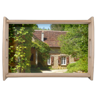 French Farmhouse and Gite Serving Tray