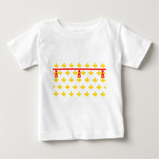 French flag- baby T-Shirt