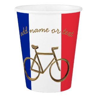 French Flag France Bike Bicycle Cycling Cyclist