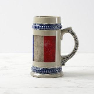 French Flag Mugs