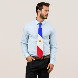 French flag tie