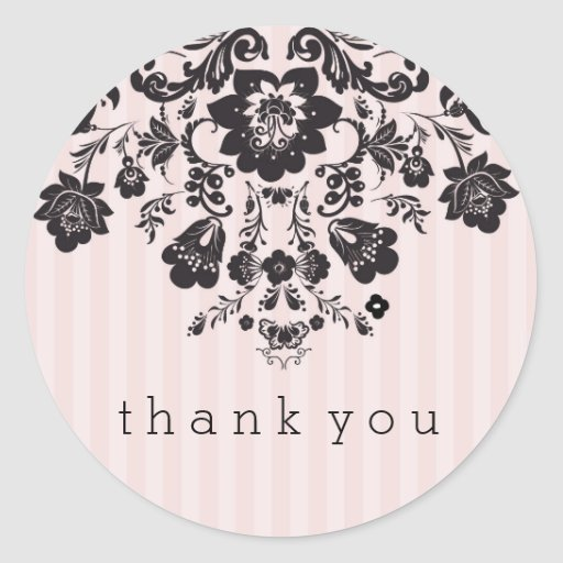 French floral Sticker