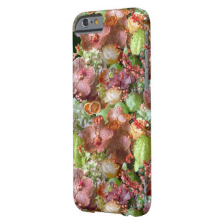 French Flowers Barely There iPhone 6 Case