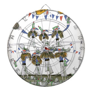 french football defenders dartboard