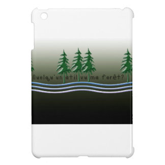 French-Forest iPad Mini Covers