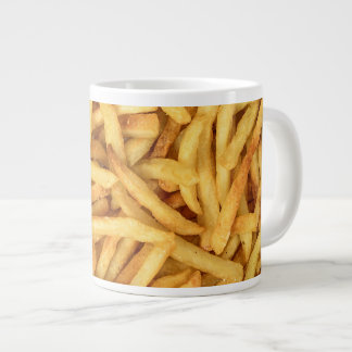 French Fries galore Large Coffee Mug