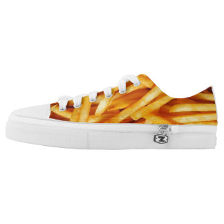 French Fries Low Tops