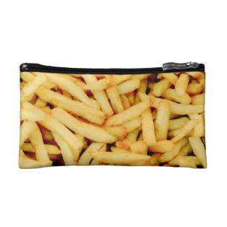 French Fries Makeup Bag