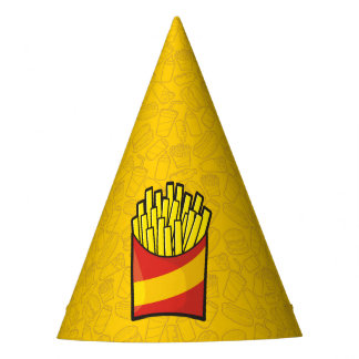 French Fries Party Hat