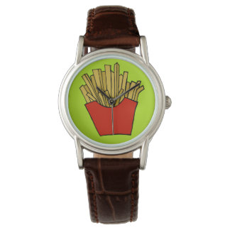 French fries watch