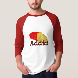 French Fry Addict T-Shirt