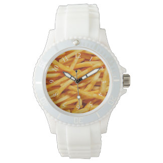 French Fry Wrist Watches
