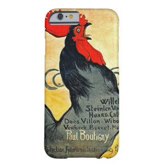 French Gallery Ad 1899 Barely There iPhone 6 Case