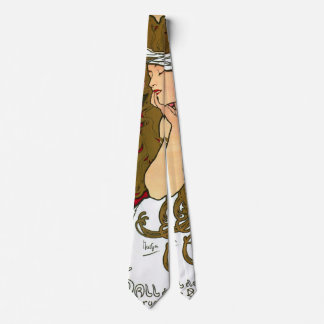 French Gallery Ad 1901 Tie