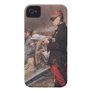 French General Joseph Gallieni by Ferdinand Roybet Case-Mate iPhone 4 Cases